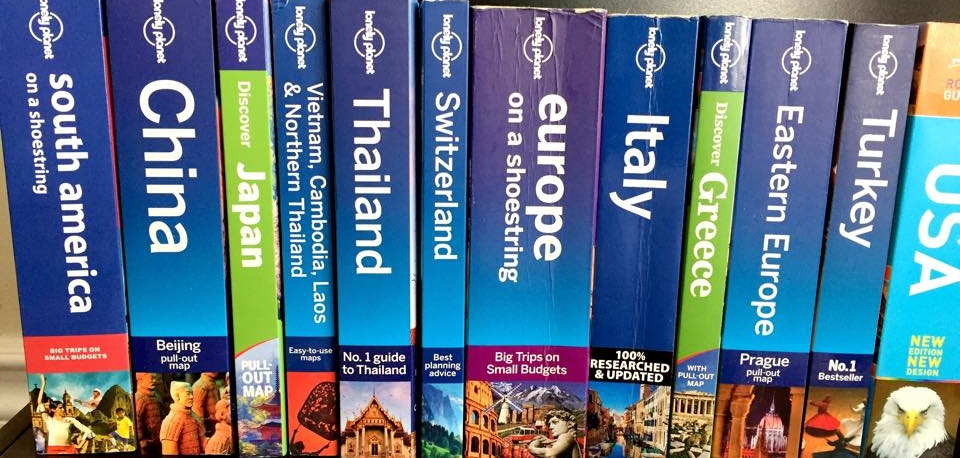Lonely Planet на русском языке